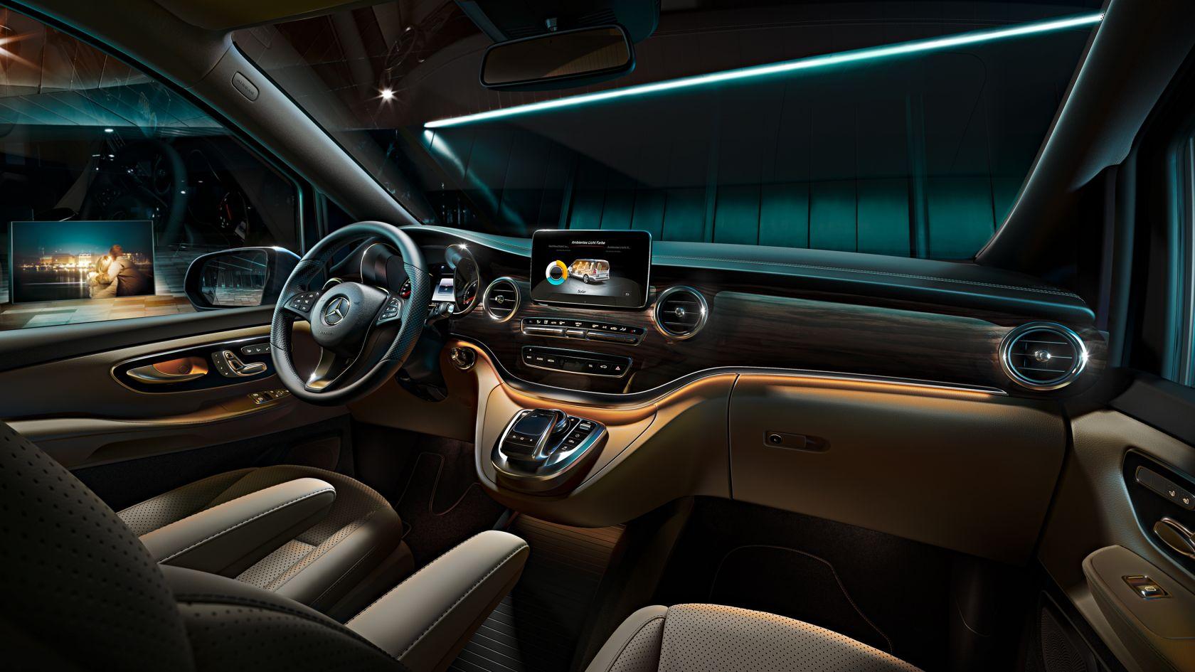 Mercedes V Class >> Mercedes Benz V Class Inspiration